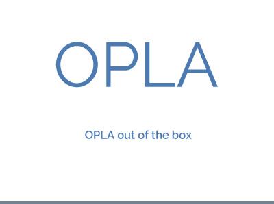 OPLA Oracle